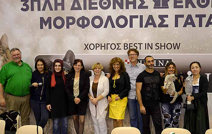Athens 2016 WCF World Show