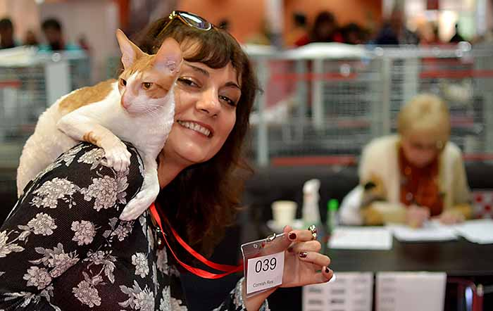 World Cat Federation Cat Show